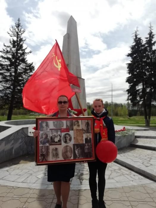 Черноголовские коммунисты отметили День Победы