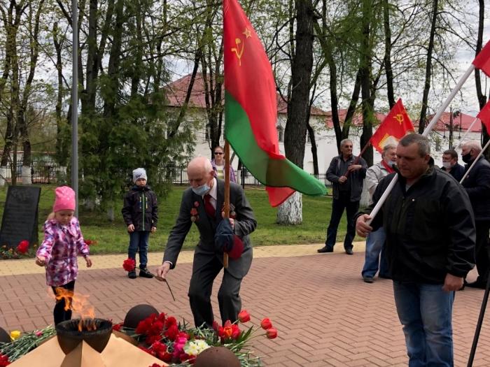 День Победы в Рузе