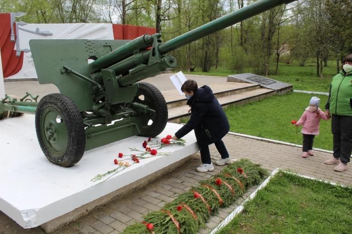 День Победы в Можайске