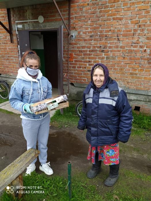 В Орехово-Зуево коммунисты помогают ветеранам и «Детям войны»