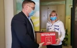 Люберецкие коммунисты – детям!