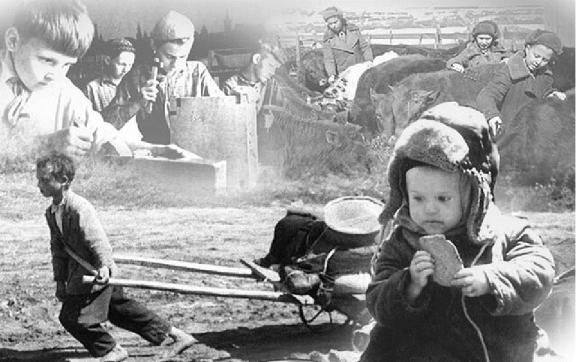 Время отдать долг детям войны!