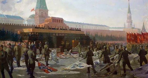 Недопустимо скрывать Мавзолей В.И. Ленина за любого вида драпировкой