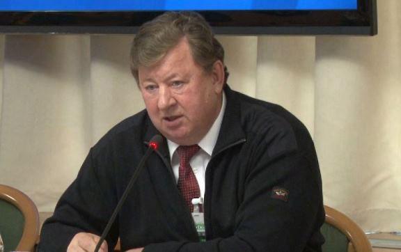 Доклад В.И. Кашина на встрече с Министром просвещения Российской Федерации С.С. Кравцовым