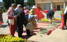 Можайские коммунисты почтили память о воинах