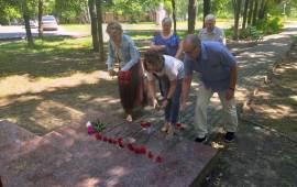 Коммунисты Воскресенска почтили память о воинах