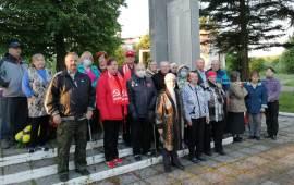 День памяти и скорби в Лотошино