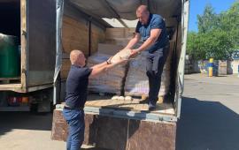 Фрязинские коммунисты продолжают помогать нуждающимся