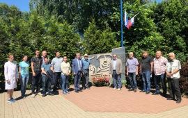 Люберецкие коммунисты почтили память погибших