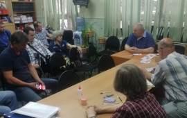 В Красногорском ГК КПРФ прошло расширенное собрание актива