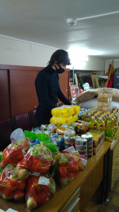 Дубненский ГК КПРФ помогает нуждающимся
