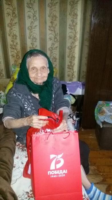 Поздравление ветеранов ВОВ в городском округе Серебряные Пруды