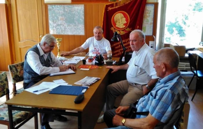Серпуховский ГК КПРФ продолжает пополнять свои ряды