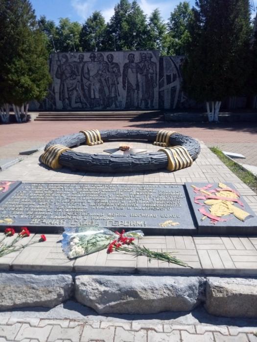 Каширские коммунисты отметили День памяти и скорби