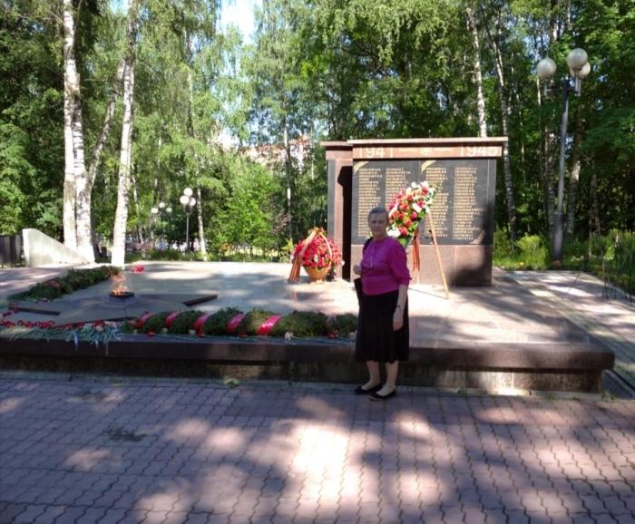 «Красногорские коммунисты отдали дань уважения защитникам Отечества!»
