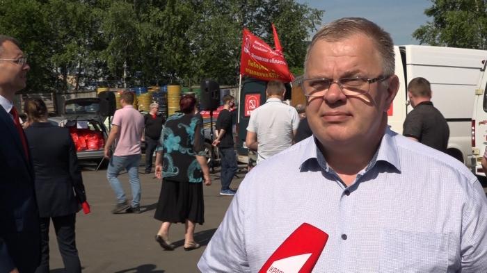 Александр Наумов: «Мы будем добиваться принятия закона «О детях войны»!»