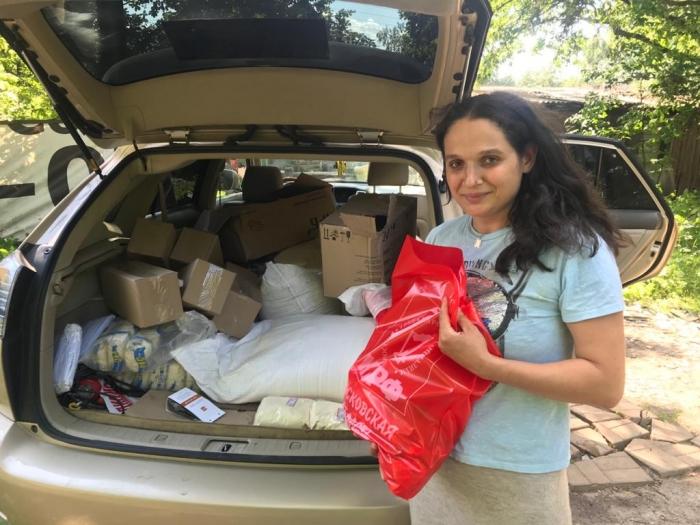 Солнечногорские коммунисты помогают нуждающимся