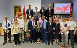 4-ая отчётно-выборная конференция Балашихинского городского отделения КПРФ