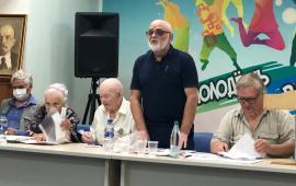 Отчётно-выборная конференция Рузского ГК КПРФ