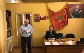 Состоялась 54-я отчётно-выборная Конференция Люберецкого отделения КПРФ