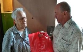 Серпуховские коммунисты продолжают помогать