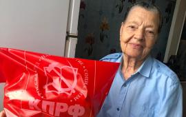 Сергиево-Посадские коммунисты продолжают помогать