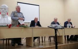 Состоялась 49-я отчетно-выборная конференция Пушкинского ГК КПРФ