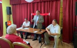 Александр Наумов: «У Каширского ГК КПРФ есть потенциал для роста и будущих побед!»
