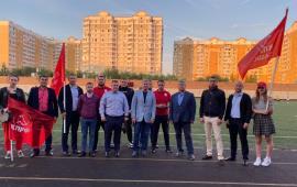 ФК «КПРФ г. Балашиха» не сдаётся!