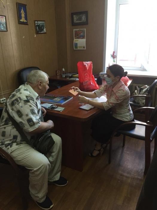 Королёвское отделение МО ООО «Дети войны» возобновило работу после карантина
