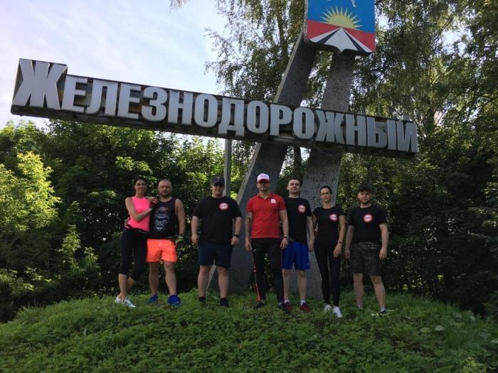 Красный маршрут в г.о. Балашиха