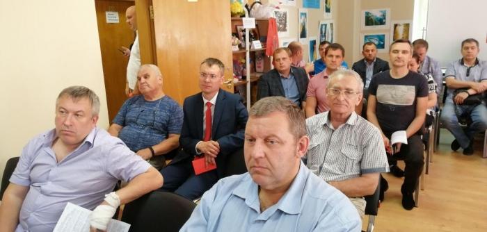 Состоялся пятый этап 48-й отчетно-выборной Конференции МК КПРФ