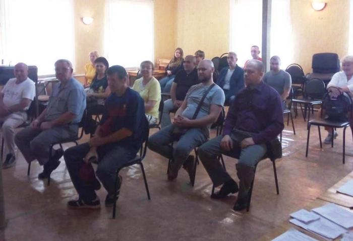Коммунисты Ступино провели Конференцию