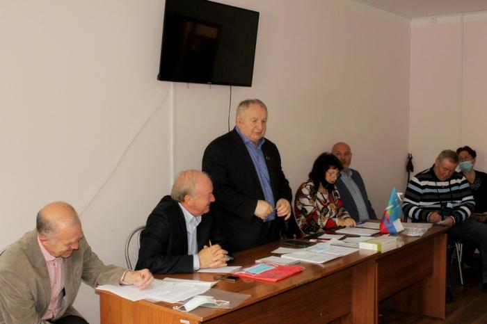 В Красногорске состоялась отчётно-выборная Конференция «Всероссийского общества инвалидов»