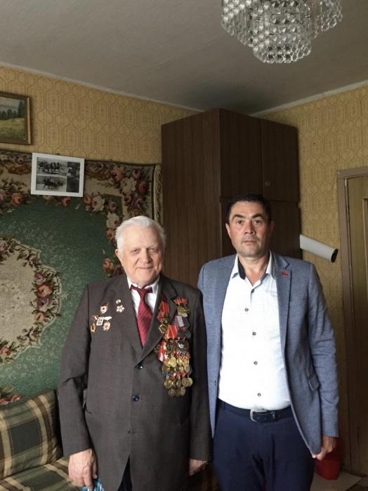 Коммунисты Королёва не оставляют ветеранов без поддержки