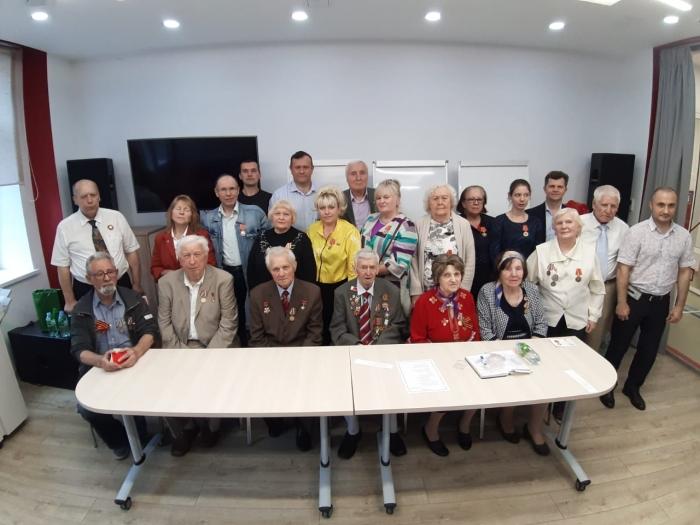 Коммунисты из Орехово-Зуево в гостях у Фонда «Детей войны»