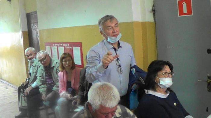 Состоялась отчетно-выборная Конференция Наро-Фоминского городского отделения КПРФ