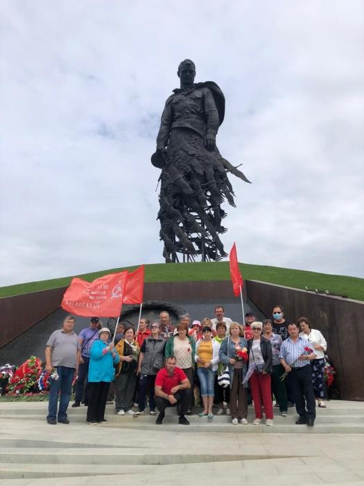 Поездка к Ржевскому мемориалу!