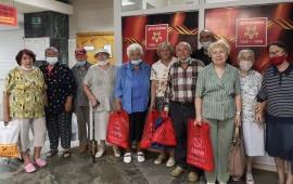 Сергиево-Посадские коммунисты в гостях у «Детей войны»