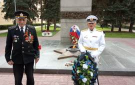 В Воскресенске коммунисты и горожане почтили память о моряках подлодки «Курск»