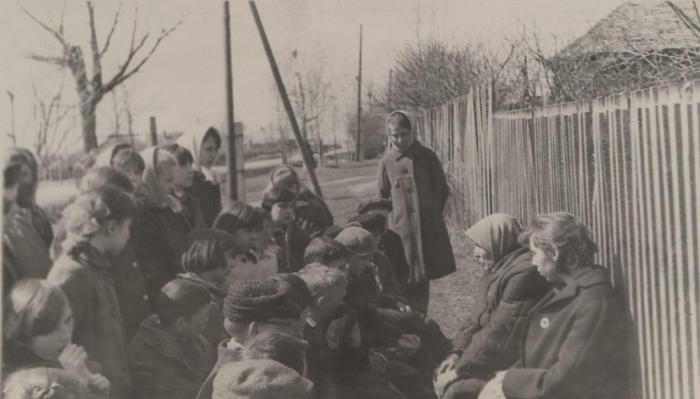 Память о Ленине чтят в Можайске