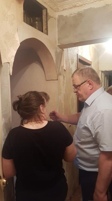 Депутат-коммунист Александр Наумов посетил с рабочим визитом городской округ Ступино