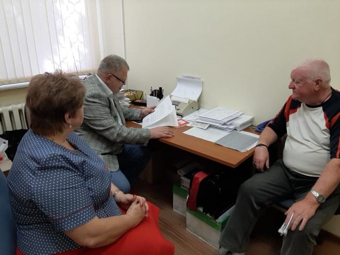 Александр Наумов: «Мы, депутаты, избраны народом, поэтому должны защищать интересы каждого человека!»