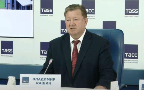 В.И. Кашин принял участие в открытии «Школы фермеров»