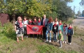 В Люберцах возродили пионерскую организацию