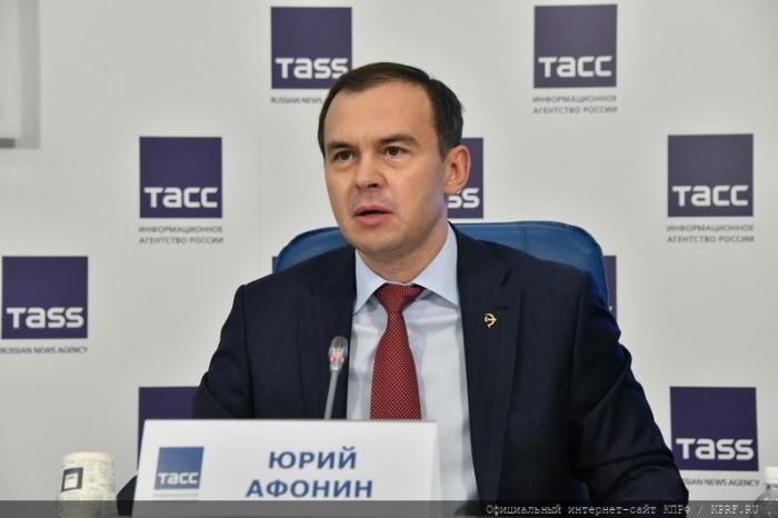 Г.А. Зюганов: Мы укоренились и укрепились!