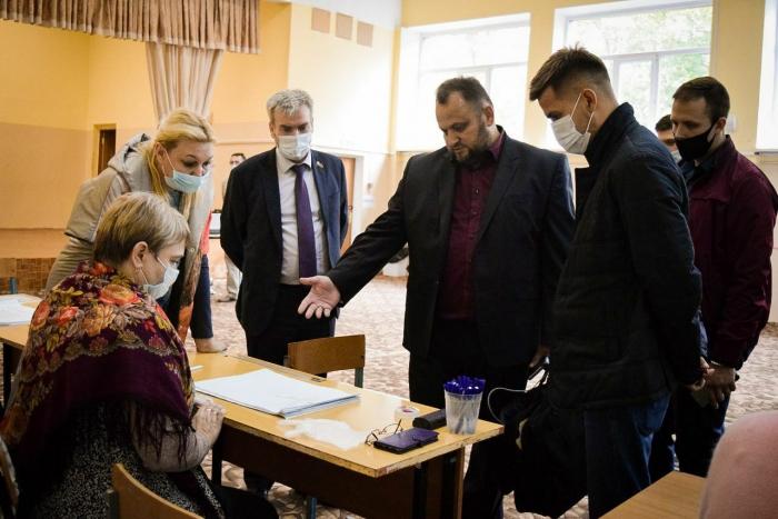 Выборы в Лыткарино не признаём!