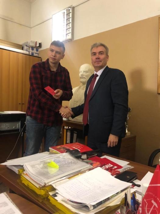 Люберецкие коммунисты подвели итоги избирательной кампании