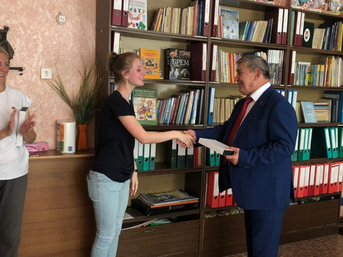 Зампред Мособлдумы Константин Черемисов посетил с рабочим визитом Фрязино