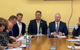 Первое заседание совета депутатов Дмитровского г.о